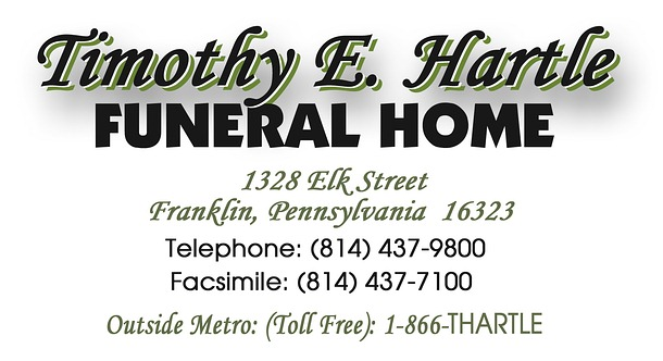 Timothy Hartle Funeral Home
